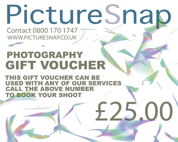 £25 photo Gift voucher from Picturesnap